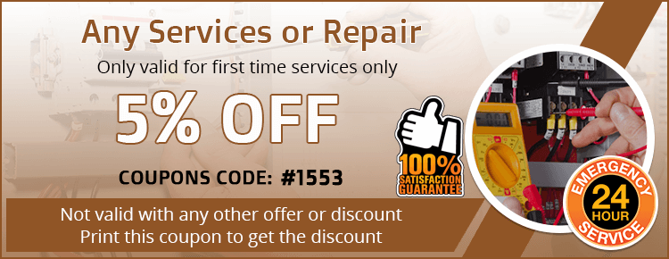 Any service repair coupon